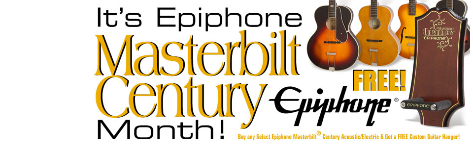 Epiphone Month