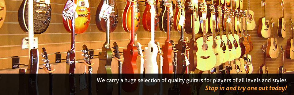 Guitar Selection